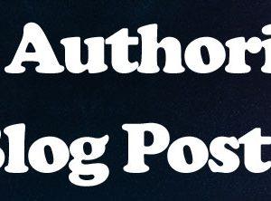 30 Blog Posts