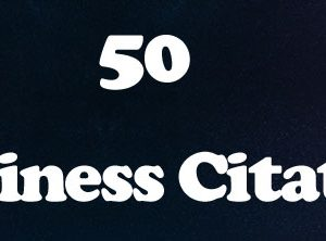 50 Business Citation